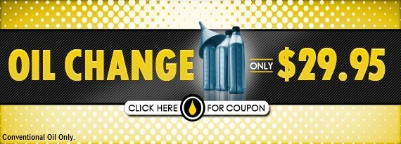Oil Change Coupon in Eugene OR